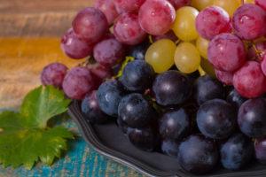 resweratrol w winogronach