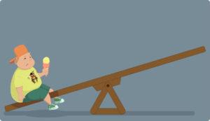 otyłość u osób niepełnosprawnych umysłowo