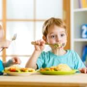 żywienie dzieci w wieku przedszkolnym