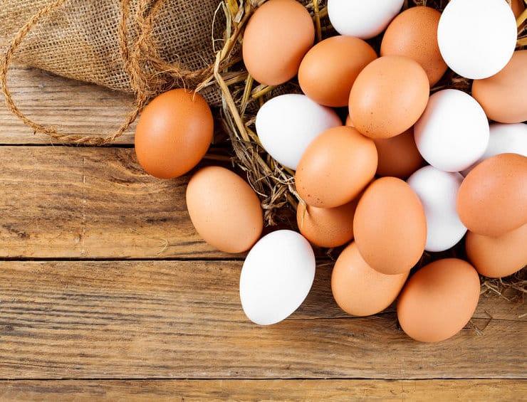 jajka właściwości
