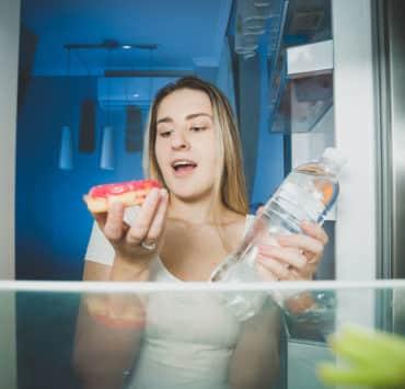 głodny czy spragniony