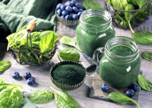 spirulina a cukrzyca