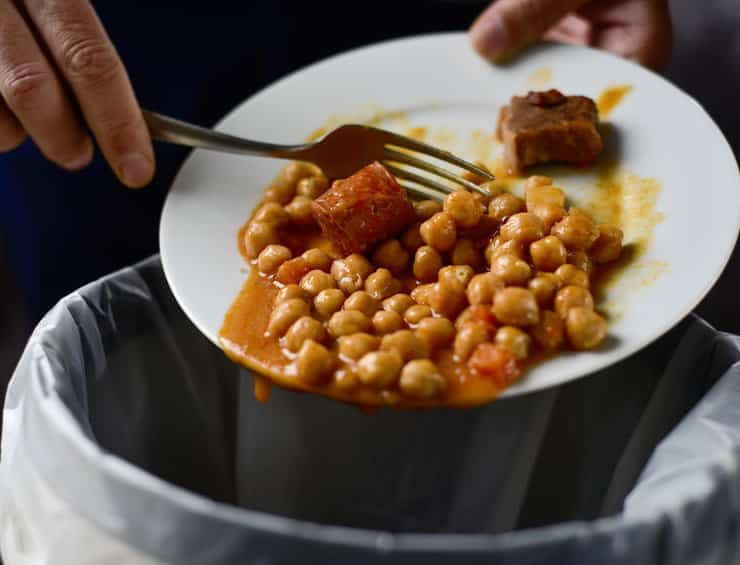 marnowanie żywności w ue