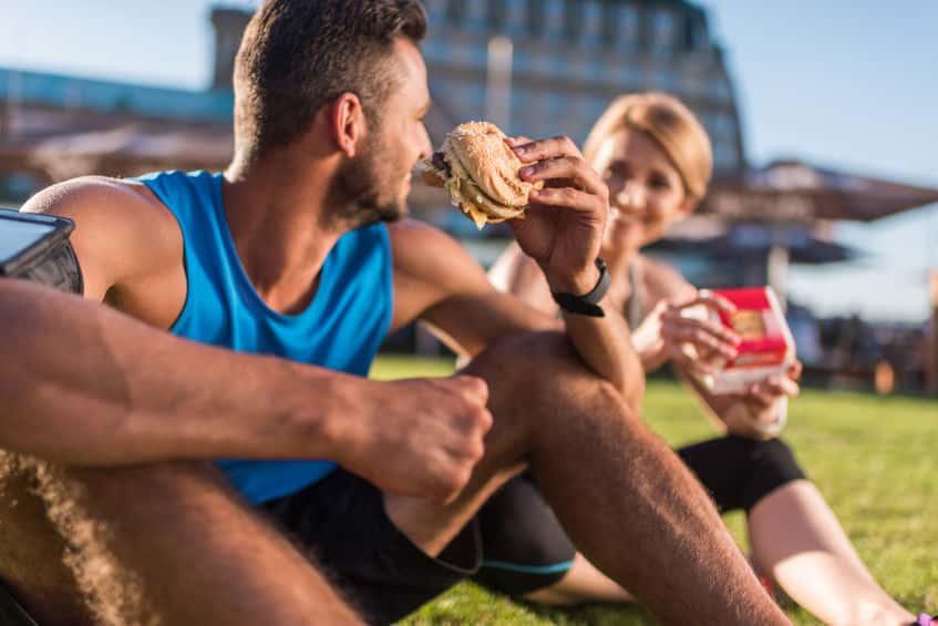 mit aktywności fizycznej