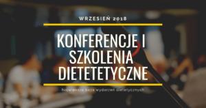 konferencje wrzesień 2018