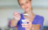 cukier w jogurcie