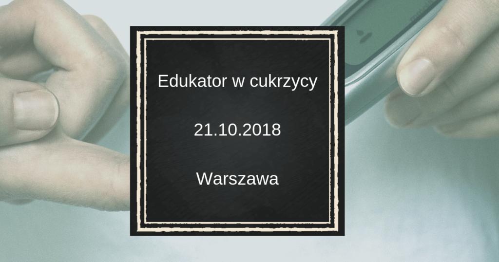 edukator w cukrzycy warszawa
