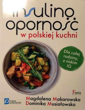insulinooporność w polskiej kuchni okładka