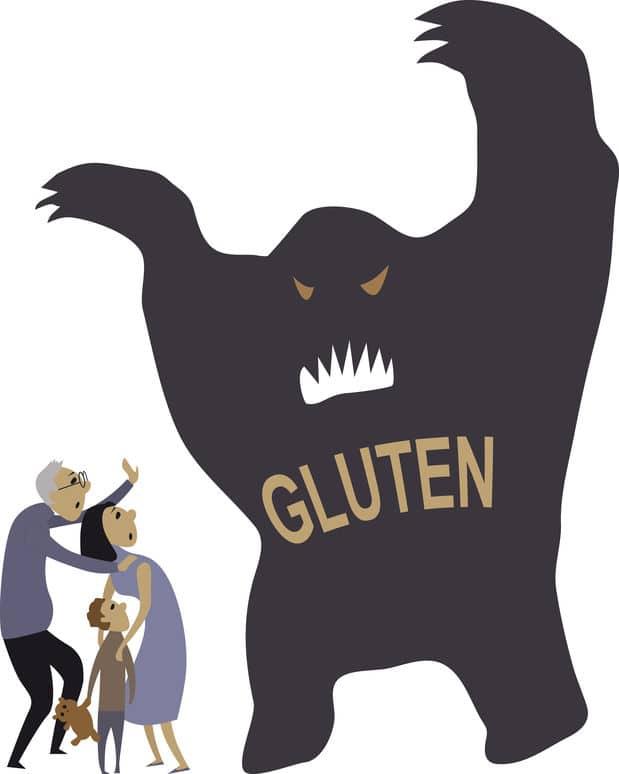 fodmap gluten