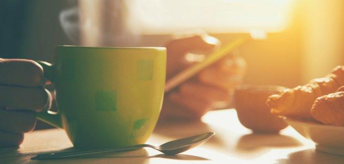 kawa na czczo