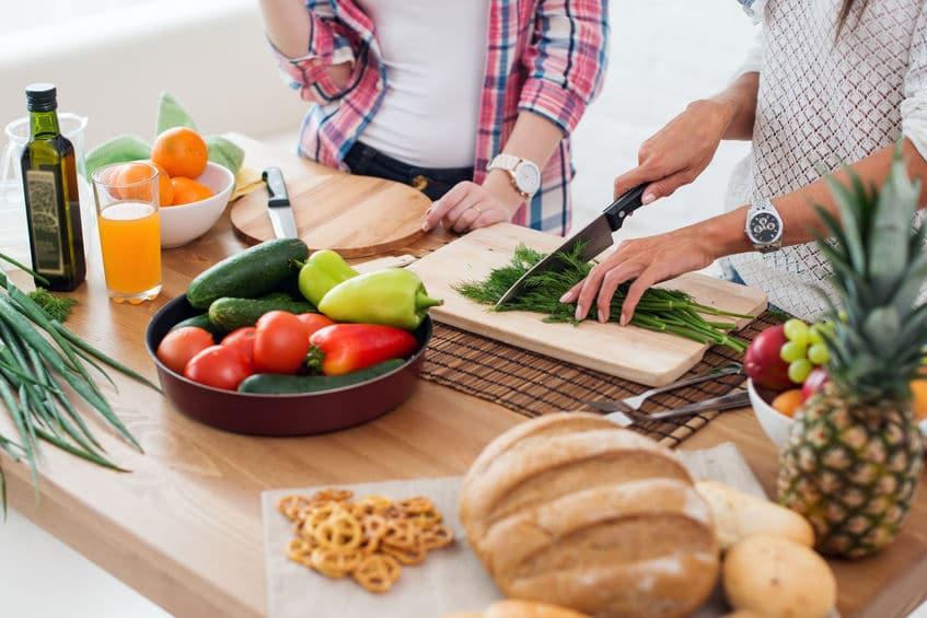 moda na zdrowe odżywianie
