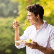 owoce warzywa myślenie