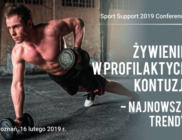 Sport Support 2019 Conference