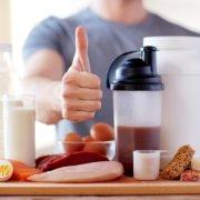 białka w sporcie