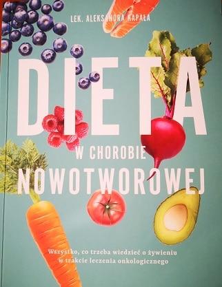dieta w chorobie nowotworowej książka
