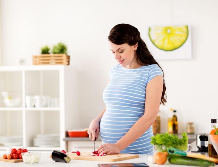 otyłość w ciąży