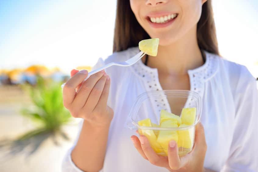 ananas a odchudzanie