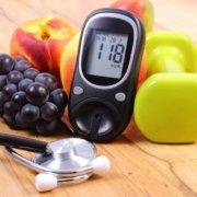 glukometr i owoce