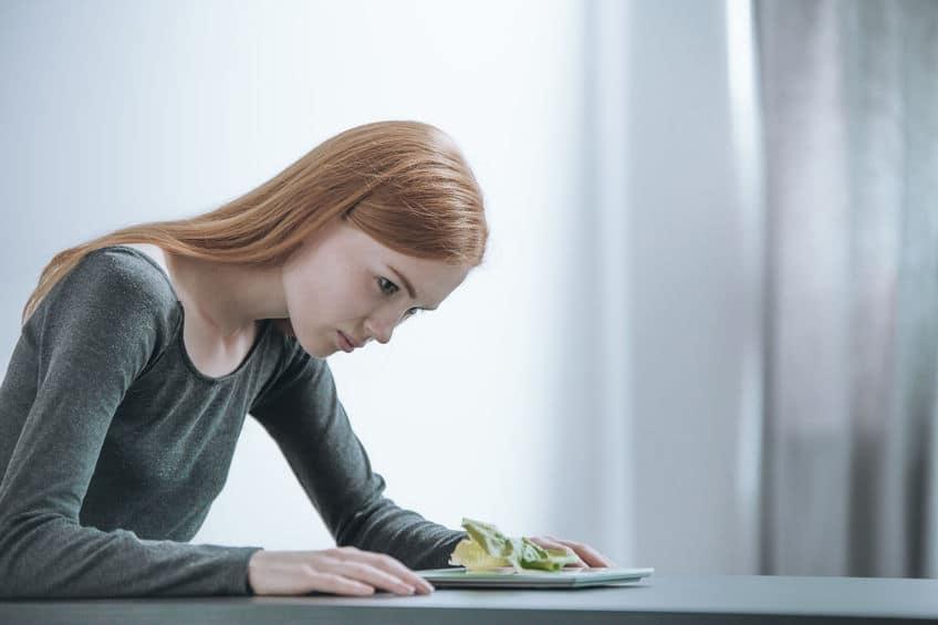 żywienie w anoreksji