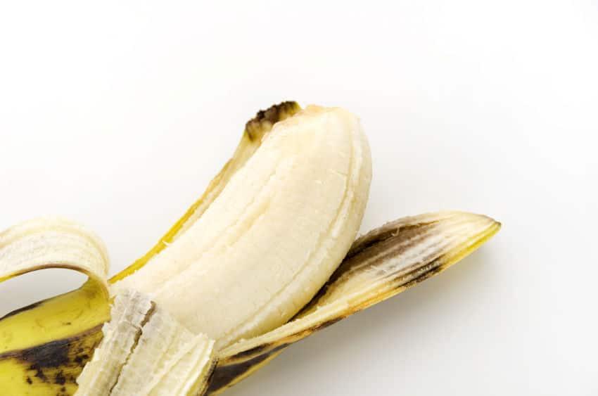 dojrzały banan