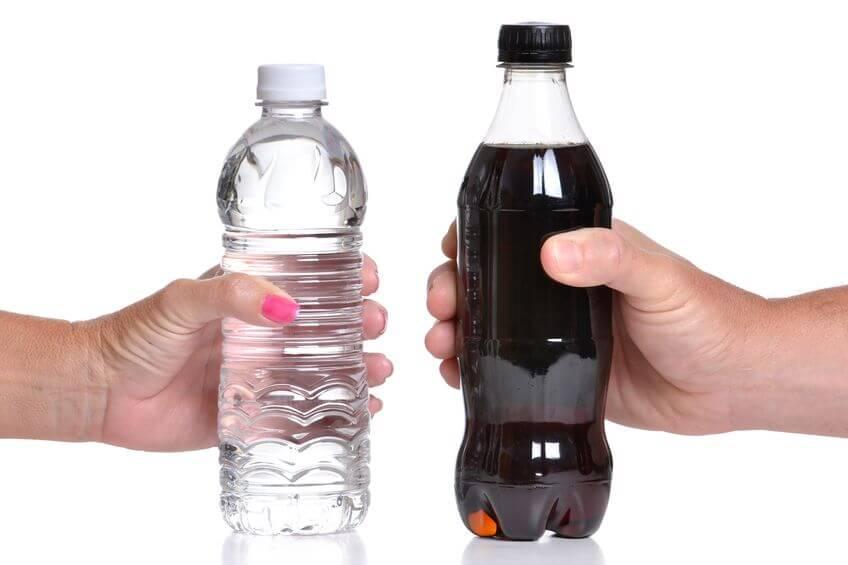 cola woda
