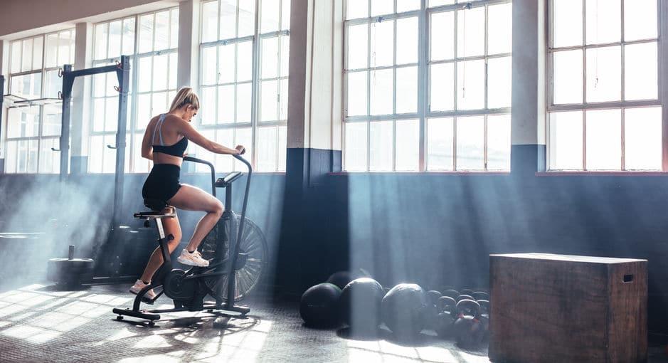 kobieta sport
