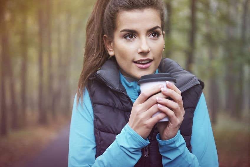 kawa bieganie