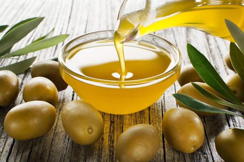 butelka oliwy