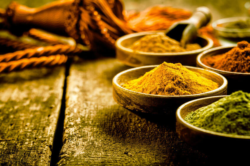 curry przyprawy