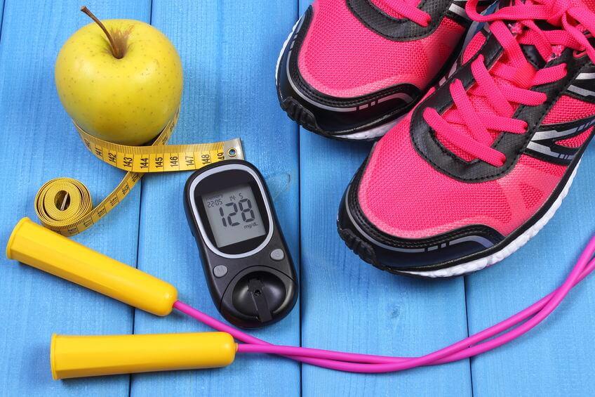 cukrzyca sport