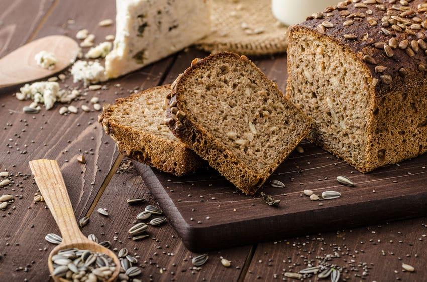 chleb ziarna