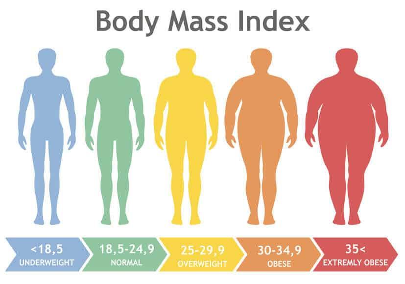 BMI masa ciała