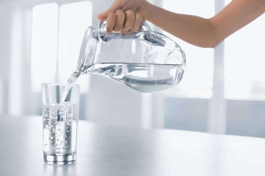 woda dzbanek