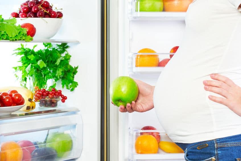 błonnik ciąża