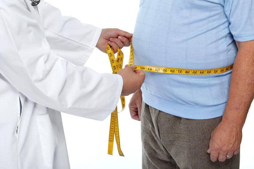 otyłość pomiar