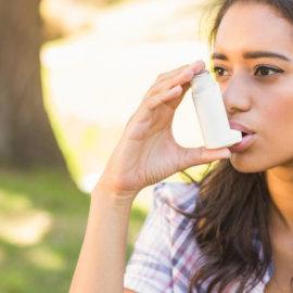 astma dieta