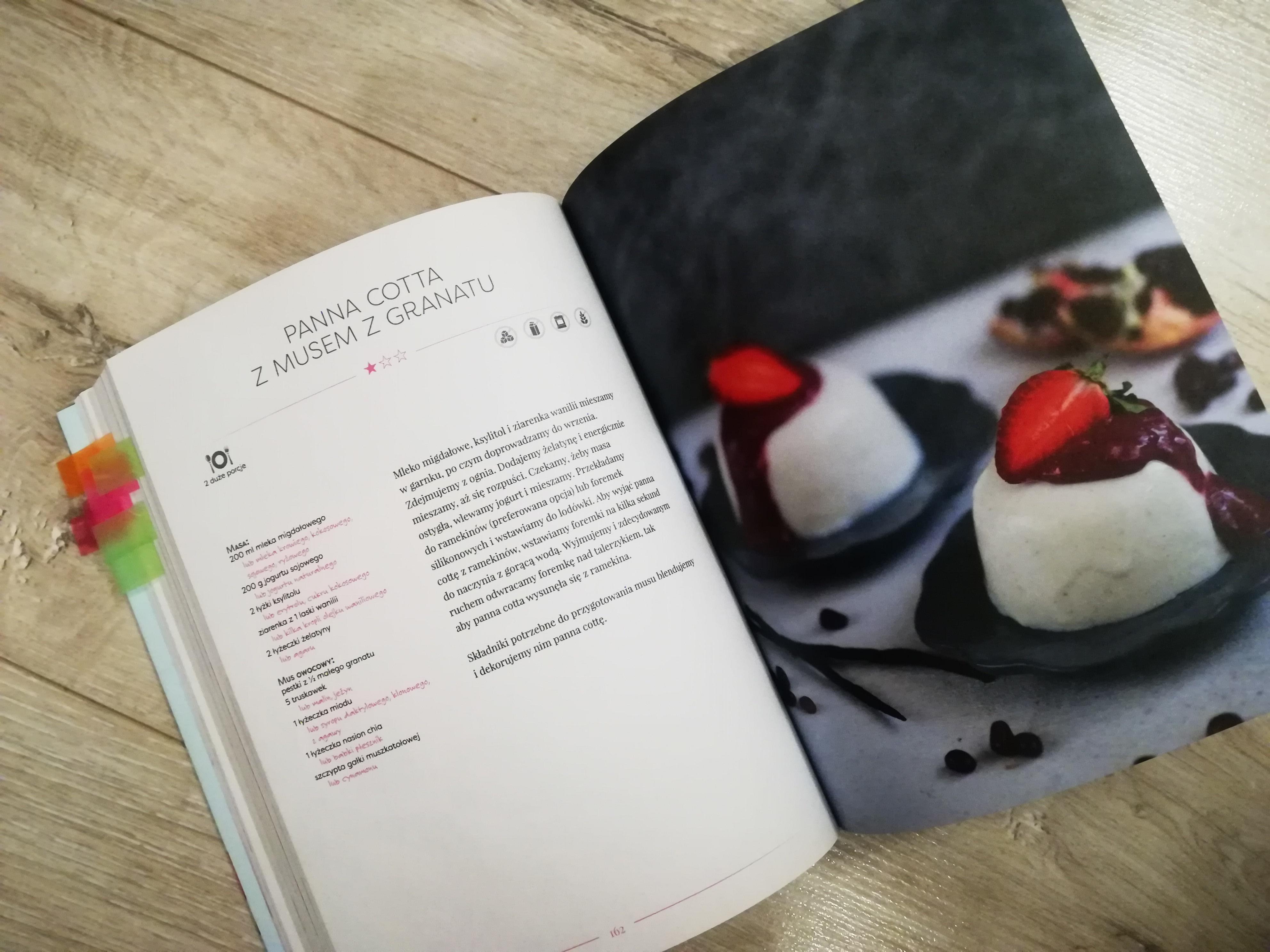 książka słodycze