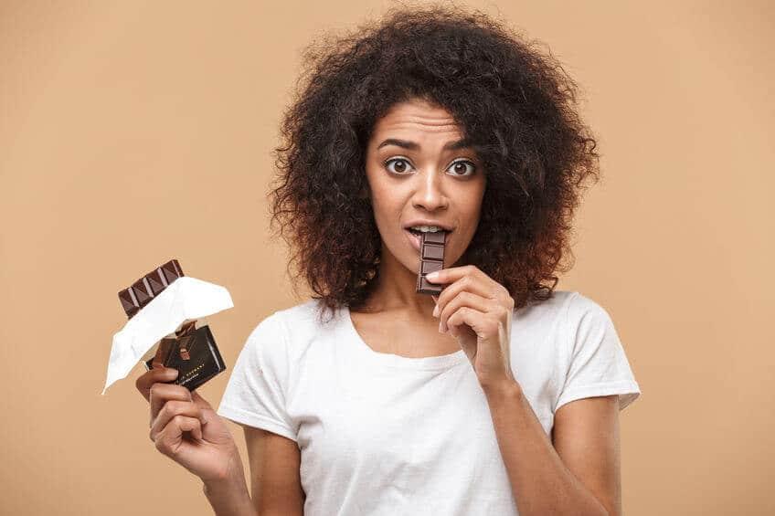 bmi czekolada