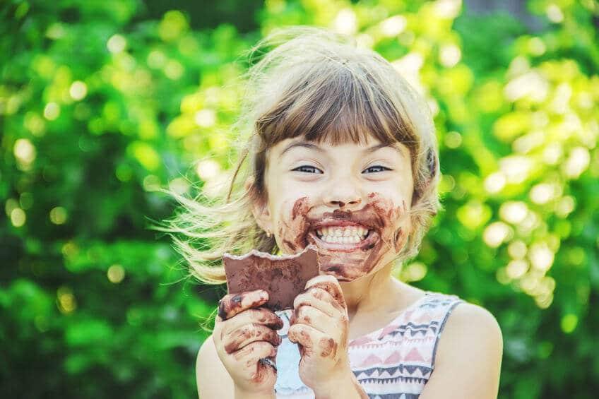 czekolada smak
