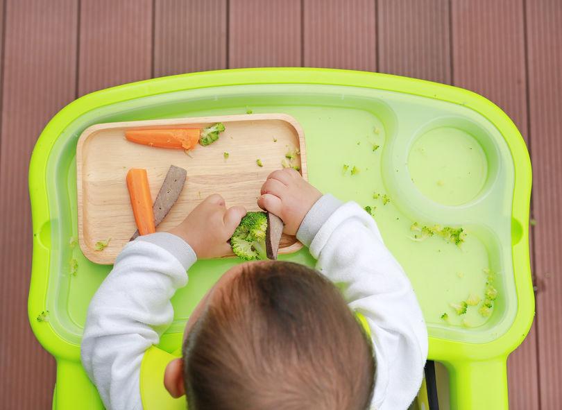 warzywa dziecko