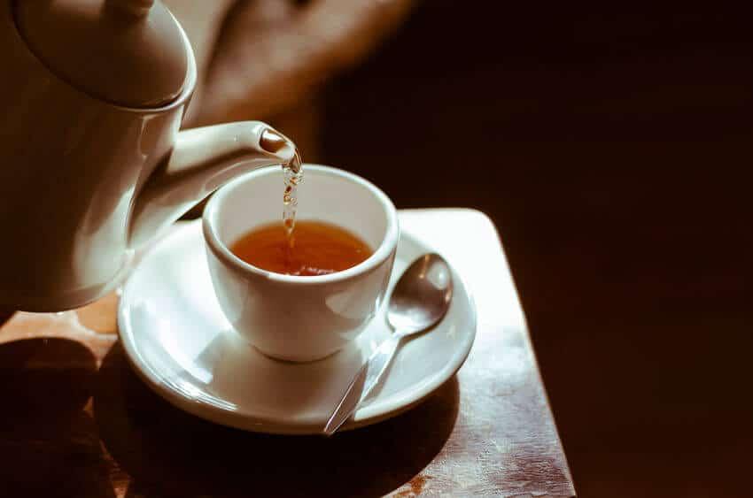 flawonoidy herbata