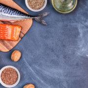 omega-3 mikrobiom