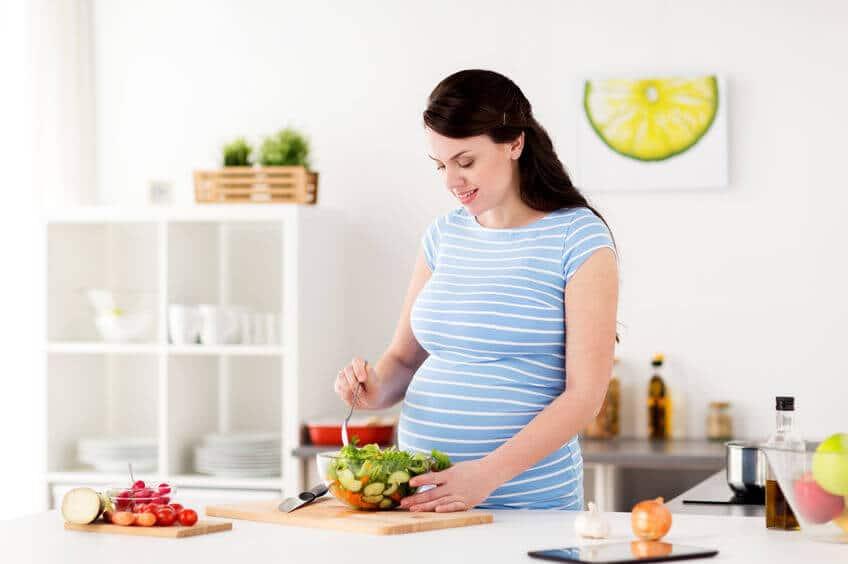 żywienie w ciąży