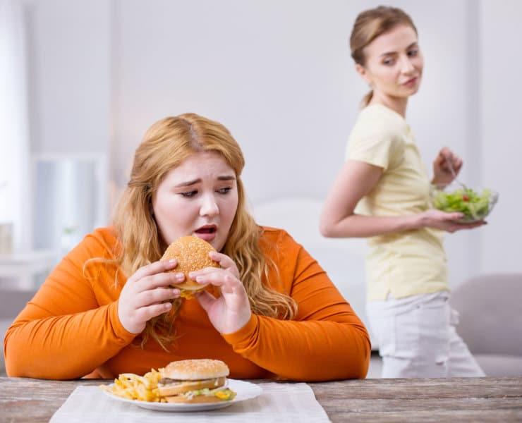 oecd otyłość