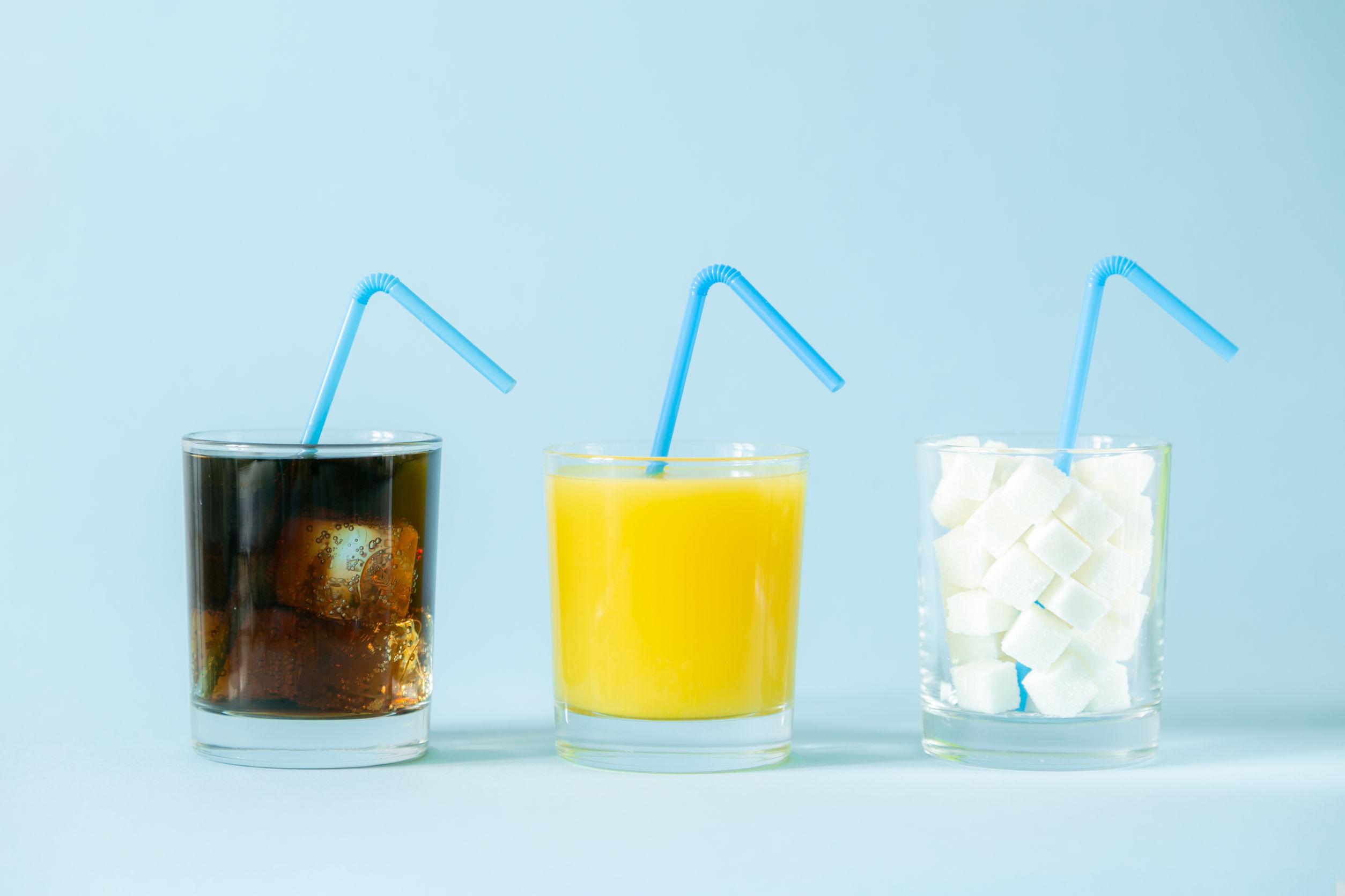 napoje słodzone cukrzyca