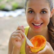 papaja owoc aniołów