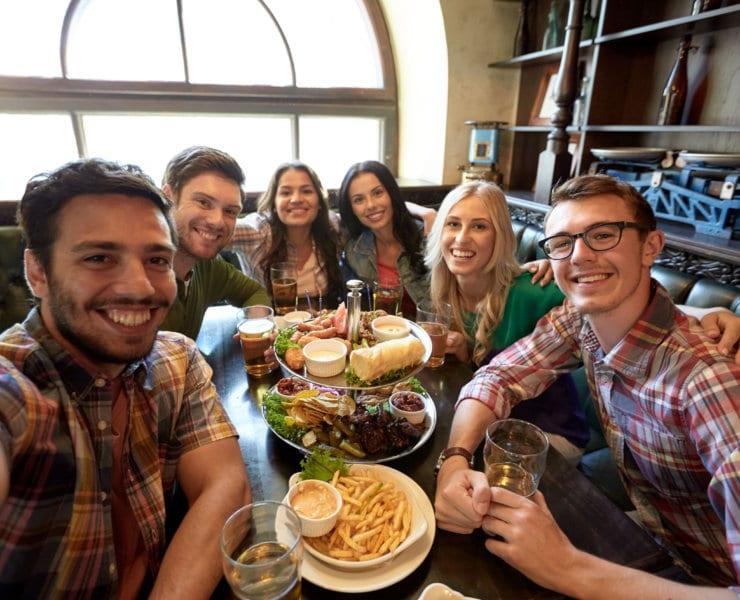 restauracja kaloryczność