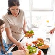 rodzina nawyki żywieniowe