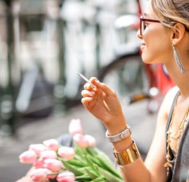 palenie tarczyca