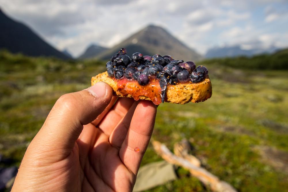 żywienie góry
